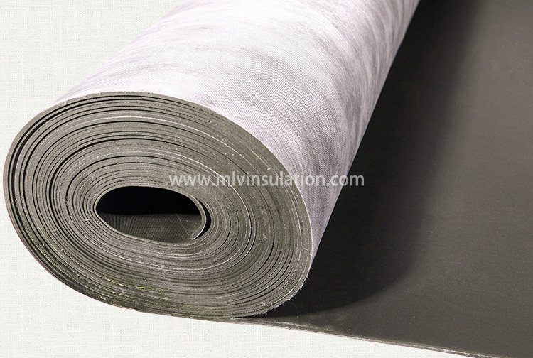 Insulation Rolls Soundproofing Roll Mlv Insulation